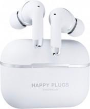 True Wireless sluchátka Happy Plugs AIR 1 ANC, bílá