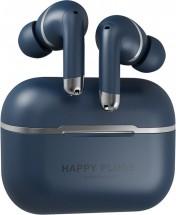 True Wireless sluchátka Happy Plugs AIR 1 ANC, modrá OBAL POŠKOZE