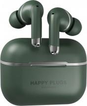 True Wireless sluchátka Happy Plugs AIR 1 ANC, zelená OBAL POŠKOZ