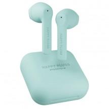 True Wireless sluchátka Happy Plugs Air 1 Go, modrá