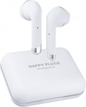 True Wireless sluchátka Happy Plugs Air 1 Plus, bílá