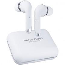 True Wireless sluchátka Happy Plugs Air 1 Plus In-Ear, bílá