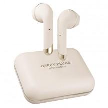 True Wireless sluchátka Happy Plugs Air 1 Plus, zlatá