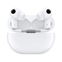 True Wireless sluchátka Huawei FreeBuds Pro, bílá