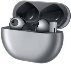 True Wireless sluchátka Huawei FreeBuds Pro Silver