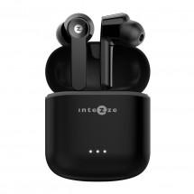 True Wireless sluchátka Intezze EGO BassFix, černá