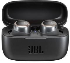 True Wireless sluchátka JBL Live 300TWS, černá