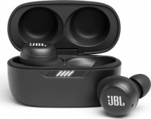 True Wireless sluchátka JBL Live Free NC+, černá