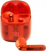 True Wireless sluchátka JBL Tune 225TWS, oranžová ghost