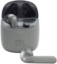 True Wireless sluchátka JBL Tune 225TWS, šedá