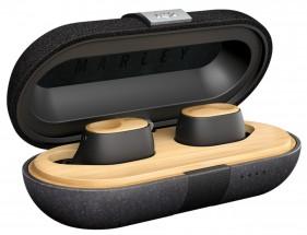 True Wireless sluchátka MARLEY Liberate Air - Signature Black