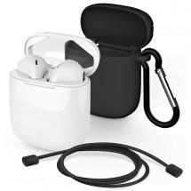 True Wireless sluchátka Meliconi MySound Safe Pods 5.1, černá