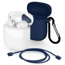 True Wireless sluchátka Meliconi MySound Safe Pods 5.1, modrá