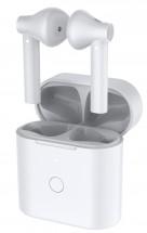 True Wireless sluchátka QCY - T7, bílá