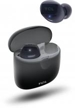 True wireless sluchátka TCL SOCL500TWS černá