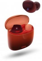 True wireless sluchátka TCL SOCL500TWS oranžová