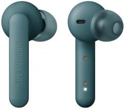 True Wireless sluchátka Urbanears Alby TEAL GREEN