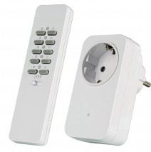 TRUST AC-1000R Switch set + remote BE/ FR version