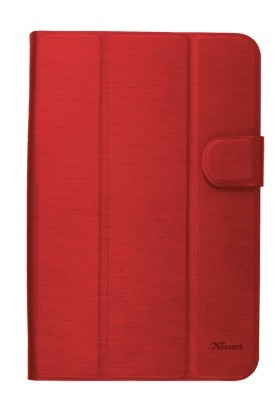 TRUST Aexxo Universal Folio Case 21206 - red