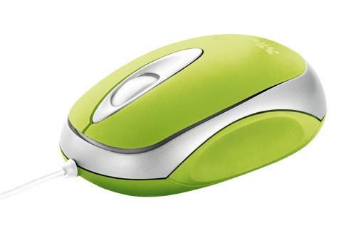 Trust Centa Mini Mouse - Lime