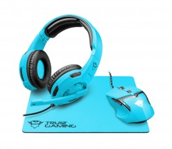 TRUST GXT790-SB Spectra Gaming Bundle - blue (22467)