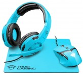 TRUST GXT790-SB Spectra Gaming Bundle - blue (22467)