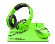 TRUST GXT790-SB Spectra Gaming Bundle - green 22463