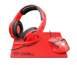 TRUST GXT790-SB Spectra Gaming Bundle - red (22471)