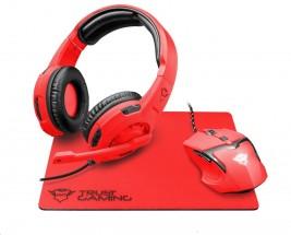 TRUST GXT790-SB Spectra Gaming Bundle - red (22471) ROZBALENO