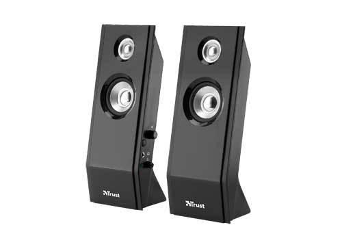Trust Slimline Design Speaker Set - Black