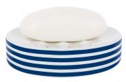 Tube-Mýdlenka STRIPES blue(bílá,modrá)