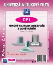 Tukový filtr DF1