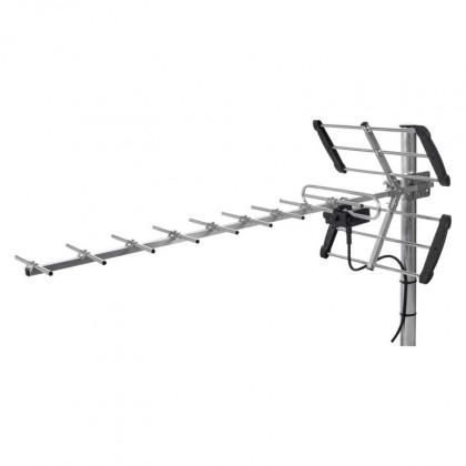 TV anténa Emos EM-116, pasivní, venkovní, 0-80km