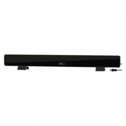 TV anténa Emos EM-300, aktivní, pokojová, 0-25km
