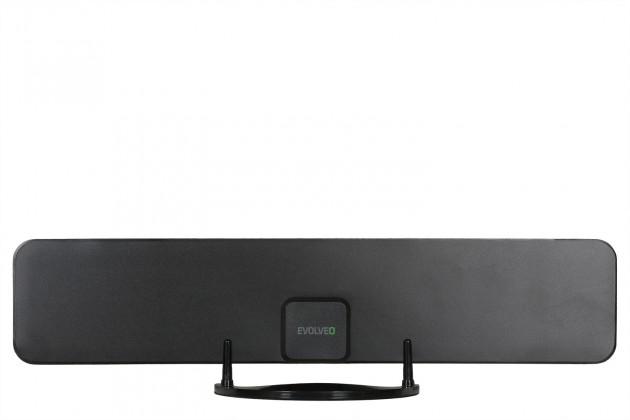 TV anténa Evolveo Xany 2B LTE, 43dBi, aktivní, pokojová