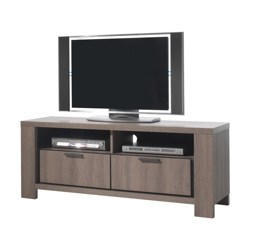TV, Hifi stolek  - dřevěný Caldare - TV element C060 (borovice camargue)