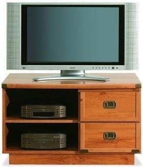 TV, Hifi stolek  - dřevěný Idol ID 2 (Borovice antická)