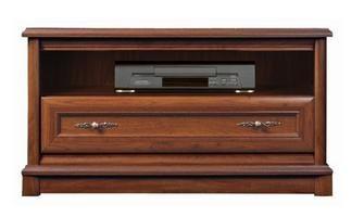 TV, Hifi stolek  - dřevěný Kent ERTV 100 (Kaštan)