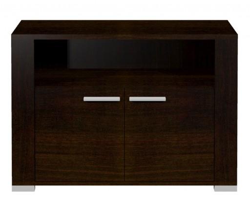 TV, Hifi stolek  - dřevěný Ombra OMBT20 (Dub Denver)