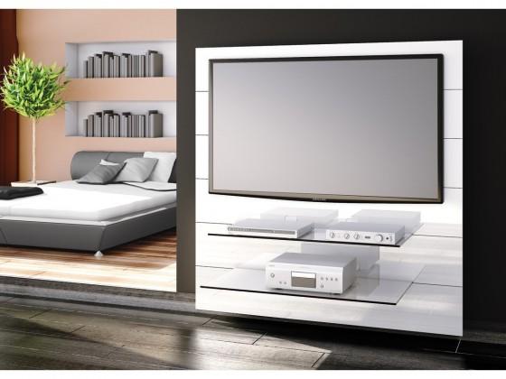 TV, Hifi stolek  - dřevěný Panorama 2 - TV stolek s držákem