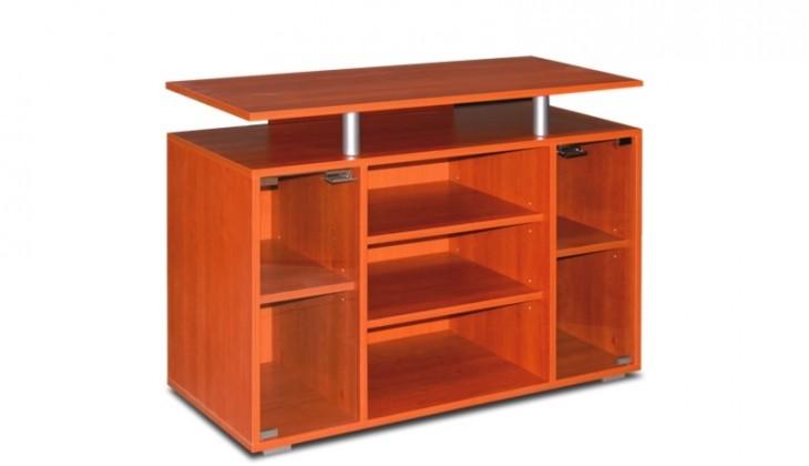 TV, Hifi stolek  - dřevěný Roko