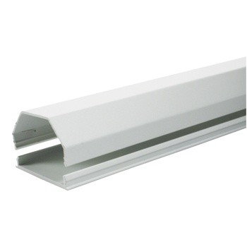 TV kabely, adaptéry König Kryt kabelu pro LCD-plazma,110/5cm,alu bílý  TVS-KN-CC110W