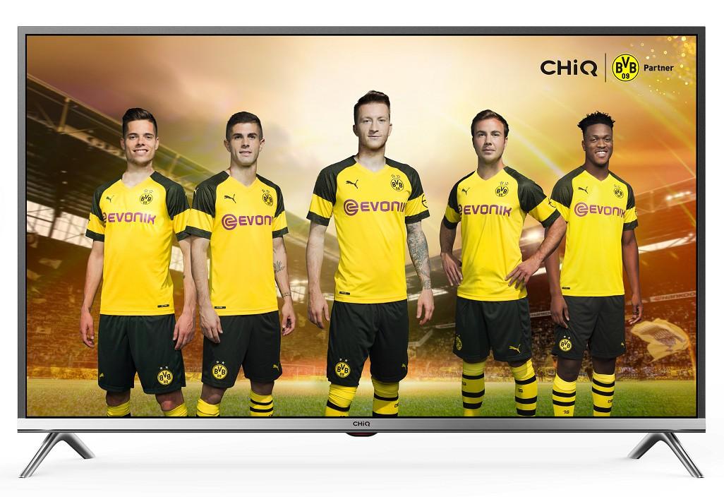 """TV s úhlopříčkou 32"""" (81 cm) Smart televize ChiQ L32G5000 (2019) / 32"""" (80 cm)"""
