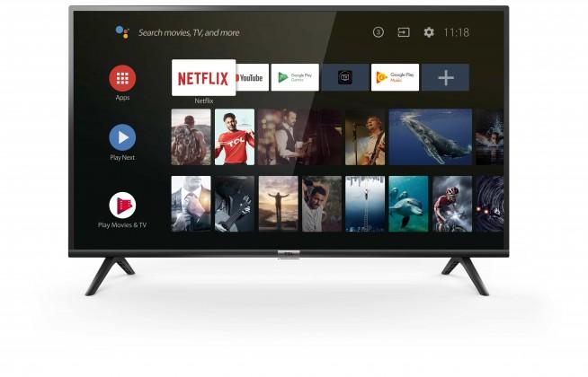 """TV s úhlopříčkou 32"""" (81 cm) Smart televize TCL 32ES560 (2019) / 32"""" (82 cm)"""
