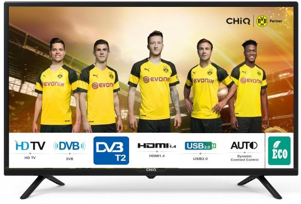 """TV s úhlopříčkou 32"""" (81 cm) Televize ChiQ L32G4500 (2019) / 32 (80 cm)"""