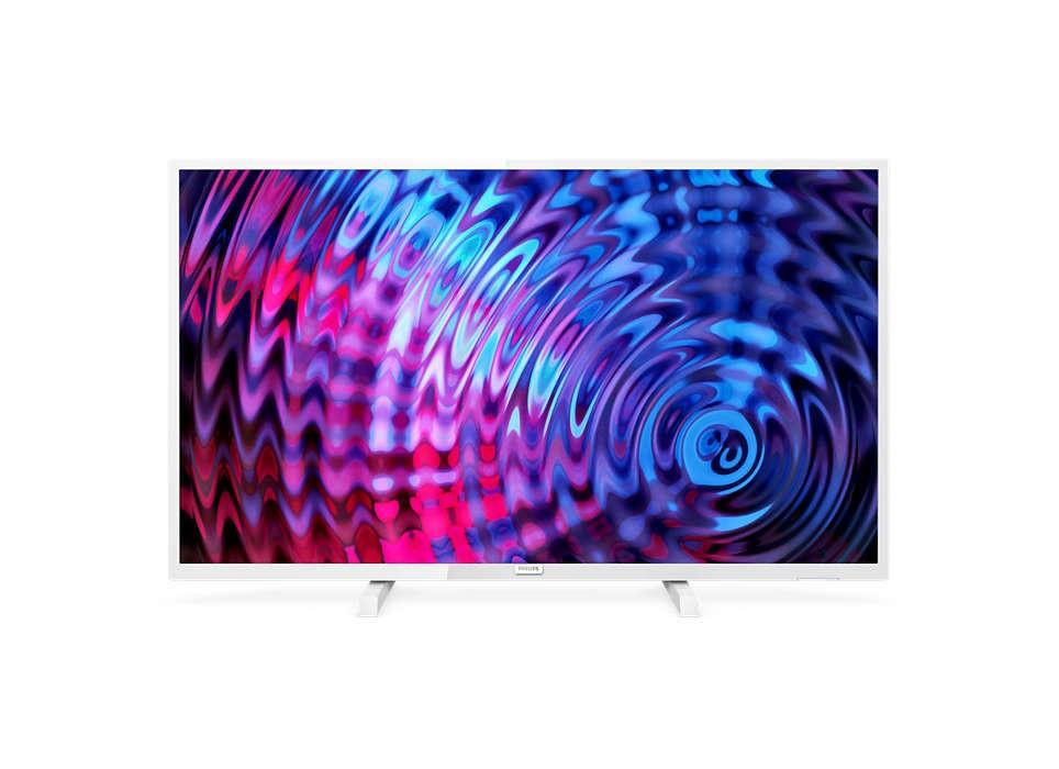 """TV s úhlopříčkou 32"""" (81 cm) Televize Philips 32PFS5603 (2018) / 32"""" (80 cm)"""