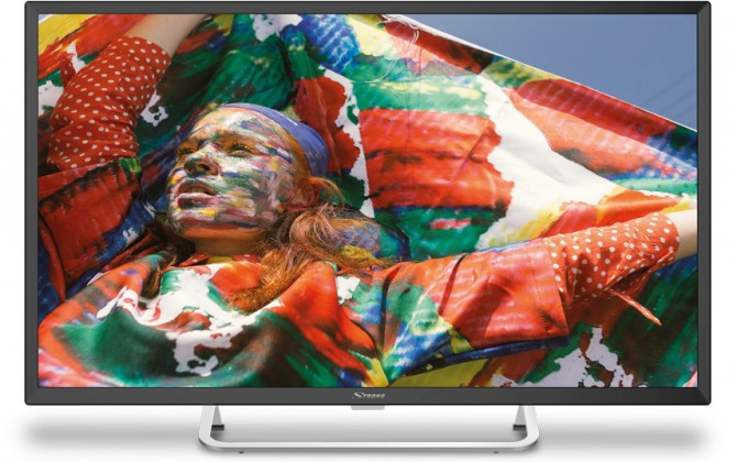 """TV s úhlopříčkou 32"""" (81 cm) Televize Strong SRT32HB4003 (2019) / 32"""" (80 cm) POUŽITÉ, NEOPOTŘ"""