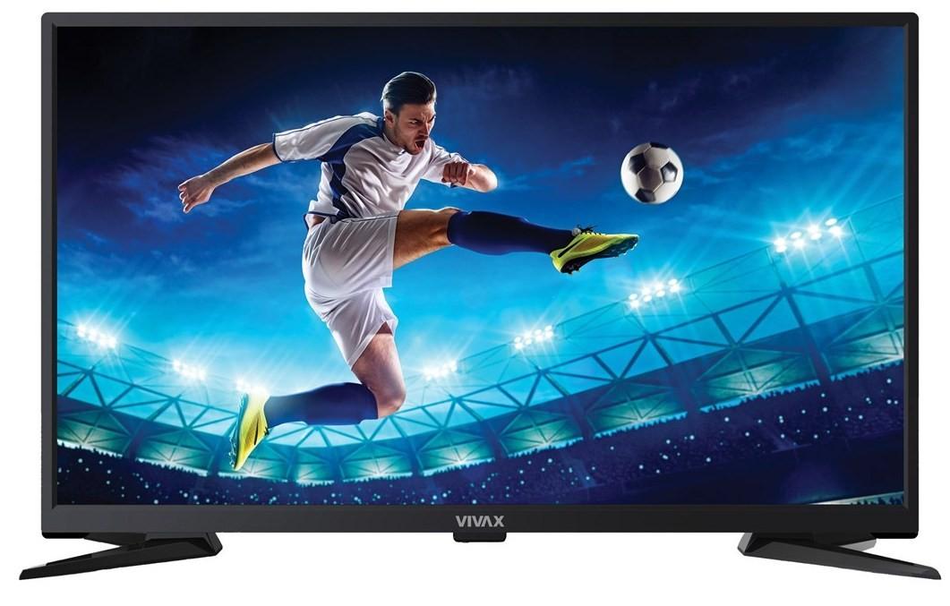 """TV s úhlopříčkou 32"""" (81 cm) Televize Vivax 32S60T2S2 (2019) / 32"""" (80cm) POUŽITÉ, NEOPOTŘEBEN"""