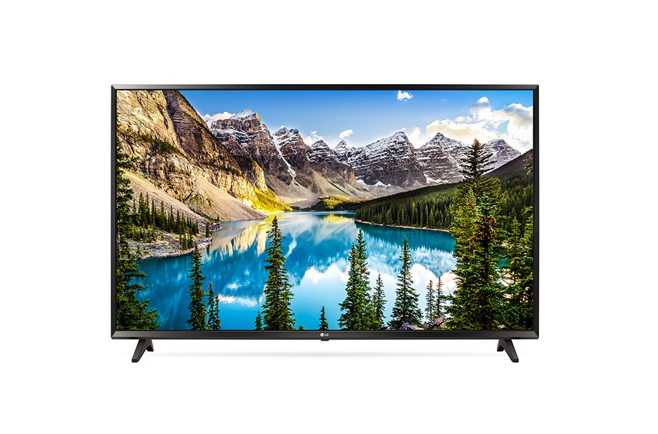 """TV s úhlopříčkou 40 až 43"""" (101 až 109 cm) LG 43UJ6307"""