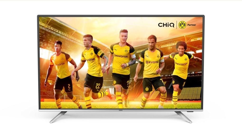 """TV s úhlopříčkou 40 až 43"""" (101 až 109 cm) Smart televize ChiQ U40G5SF (2019) / 40"""" (101 cm)"""